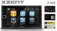 Multimedia und mehr – XZENTs neuer Infotainer X-422