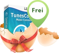 Leawo TunesCopy Music Converter ist während der Ostern 2018 kostenlos zu erhlaten