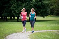 Mineralwasser läuft prima - Trinken ist für Läufer so wichtig wie Training