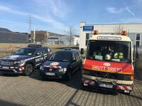 Tierrettung aus Hattingen fährt Fundtiere für das Tierheim Bochum