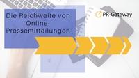 Mehr Traffic durch Online-Pressemitteilungen - Unternehmenskommunikation mit nachhaltiger Wirkung