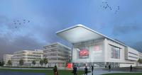 ProSiebenSat.1 New Campus West prägt das Ortsbild