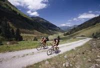 Rad-Eldorado rund um den Alpbacherhof****s - Und die Profis sind auch da
