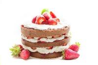 Torte mal anders - Ein Naked Cake zu Ostern