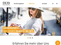 Neuer Onlineshop für Discount Uhren in Deutschland online