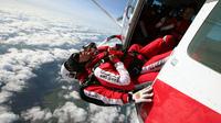 TAKE OFF eröffnet Karfreitag die neue Fallschirmsaison