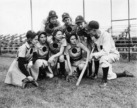 Ein Wochenende für Rockfords Baseball-Heldinnen