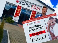 Neue Marken: Lloyd und Think! ab Herbst beim Übergrößen-Spezialisten schuhplus