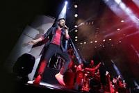 Megastar Tarkan begeistert Berlin - Deutschlandtour durch sieben Städte