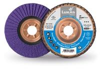 Eisenwarenmesse: LUKAS präsentiert neue Schleif-, Fräs- und Polierwerkzeuge