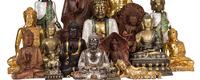 showimage Gelassenheit und Kraft tanken - mit Buddhas ein Kinderspiel