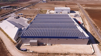 Power plant controller made by meteocontrol is managing the largest zero-feed-in PV system in Turkey
