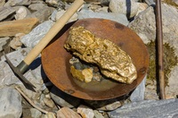 Wie lange reichen die Goldreserven?