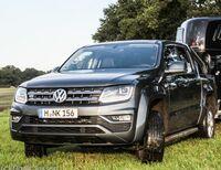 Pferdeanhänger-Zugfahrzeugtest VW Amarok V6 auf Mit-Pferden-reisen