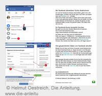 So schützen Anwender ihre Daten vor Facebook