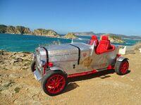 Mallorca Gold nahm an der ersten Loryc Electric Rallye auf Mallorca teil.
