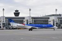 bmi Flug Saarbrücken-München wird ab dem 19. April im Lufthansa Code Share geflogen