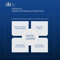 dla Digital Leaders Advisory: Return on Recruiting im Fokus