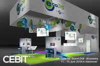 Digitalisieren & Archivieren: ecoDMS & Partner auf der CEBIT 2018
