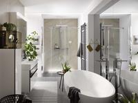 Kleine Bäder - Tipps und Tricks für Platz im Badezimmer!