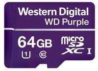 Die neue Purple microSD-Karte von Western Digital ermöglicht hochauflösende Videoüberwachung rund um die Uhr