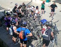 Gemeinsam unterwegs: Radreisen für Solourlauber