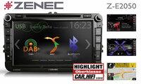 ZENECs Infotainer für VW Z-E2050 besteht den Härtetest