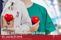 Außerklinischer Intensivpflege(aIP)-Award & dgcc im Intensivpflege-Dialog im Juli 2018 in St. Blasien
