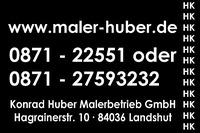 Maler Landshut, Malerbetrieb Konrad Huber GmbH, Landshut
