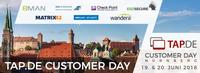 TAP.DE Customer Day: Aufklärung in Sachen DSGVO & Digitalisierung