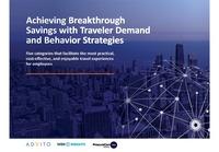 Advito rät zu fünf Strategien zur Einsparung von Reisekosten