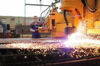 Der Laser - Lichtschwerter und Arbeitsgerät