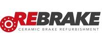 Uniquely efficient: simply renew ceramic brake discs