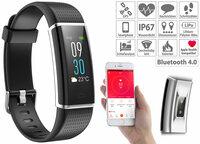 showimage newgen medicals Fitness-Armband FBT-50.HR PRO.V5