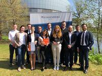 Weissenberg Niedersächsischer Landessieger beim Innovationspreis-IT 2018