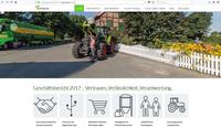 Geschäftsbericht 2017 der AGRAVIS Raiffeisen AG ist online