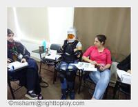 12 Altersanzüge in den Libanon zur Berufsbildung syrischer Flüchtlinge
