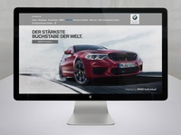 BMW Schweiz AG vertraut bei Roll-out ihrer Händlerseiten auf Bright Solutions