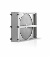 Rotationswärmetauscher für Lüftungs- und Klimageräte