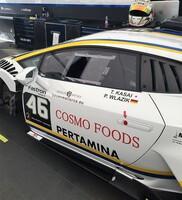 Saison-Auftakt im königlichen Park von Monza: Dressler & Partner sind Premiumsponsor von Philipp Wlazik im Team Vincenzo Sospiri Racing S.r.l.