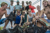 The #binbagchallenge: For clean beaches and oceans worldwide