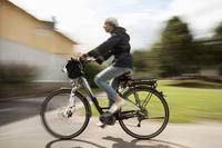 """""""Elektrofahrräder für Senioren: Mobilität mit Tücken"""" - Verbraucherinformation der ERGO Versicherung"""