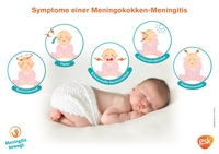 Bakterielle Meningitis ist selten aber gefährlich