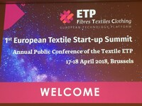1st European Textile Start-up Summit