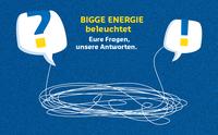 Bigge Energie erleuchtet - eure Fragen unsere Antworten