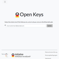 NoSpamProxy 12.2 und Open Keys vereinfachen Schlüsselabfrage zur E-Mail-Verschlüsselung