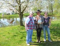 Ballermann-Markenchefin Annette Engelhardt spendet für Tierheim