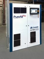 Erzeugung ölfreier Druckluft - Effizienzniveau gesteigert