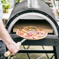 Holzpellethersteller sucht klima-freundlichsten Pizzabäcker in der Region