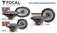 Beste Einstiegsdroge - FOCALs Access-Koaxials getestet